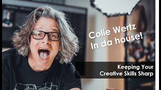 Keeping Your Creative Skills Sharp with Colie Wertz | Creator Z16 | Episode 3 | MSI