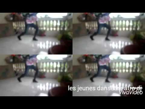 Les jeunes danseur afro dj
