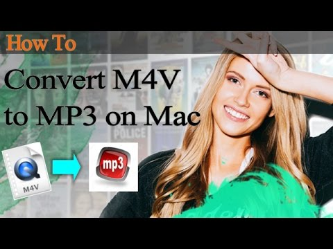 iSkysoft iMedia Converter Deluxe- How to Convert M4V to MP3 on Mac