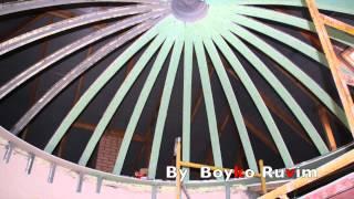 Секреты монтажа Купола из гипсокартона /фотоотчет дополнение(, 2015-01-09T03:27:39.000Z)