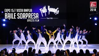 FAITH YOUNGERS Baile Sorpresa Wide View  expo 15 enero 2019 ► EFFECTS FILM