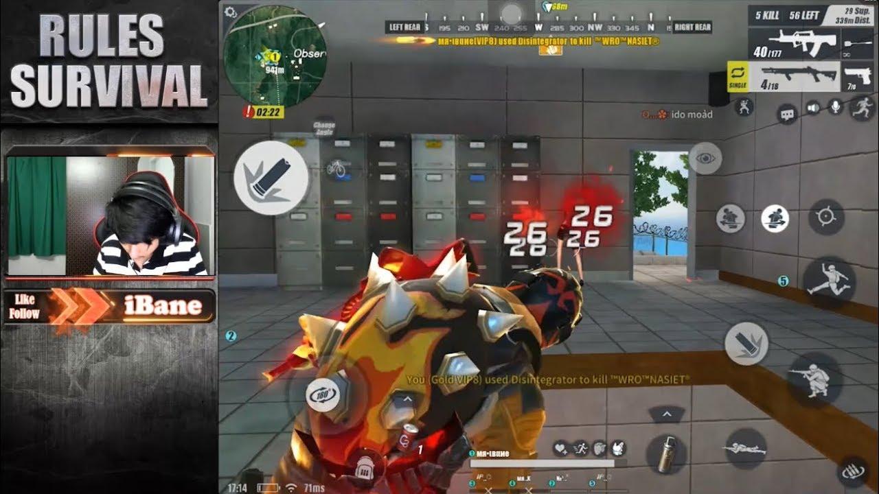 Download Fireteam with Morad & Is'Back & JonhWick & KerKer / Rules of Survival / Ep 232