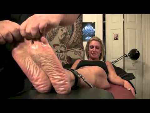 wrinkled soles tickle Milf