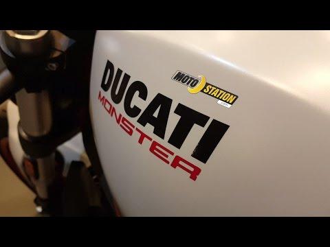 Eicma 2016 : Ducati Monster 797, le retour !