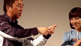 フィシングショー2014横浜3月22日 シマノシアター「釣り百景」第二部よ...