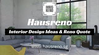 Hausreno is an Online Platform that connects home owners to interior design professionals