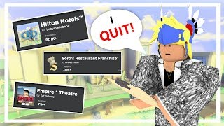 i quit every roblox group i worked in... and heres why... (exposing roblox groups)