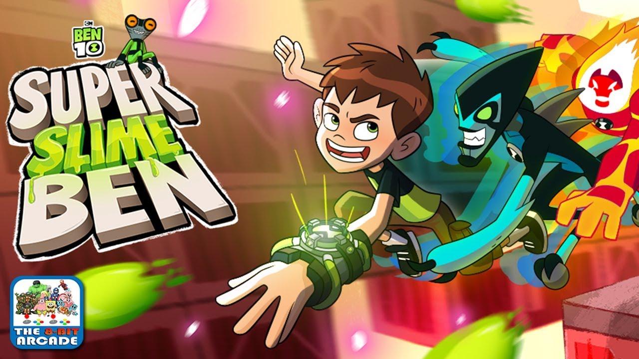 Ben 10: Super Slime Ben deutsch hack und cheats für android ios und pc