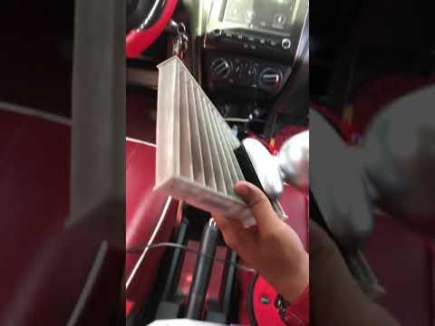 How to clean cabin filter suzuki dzire 2019