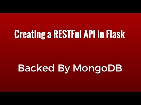 Creating a MongoDB-Backed RESTFul API With...