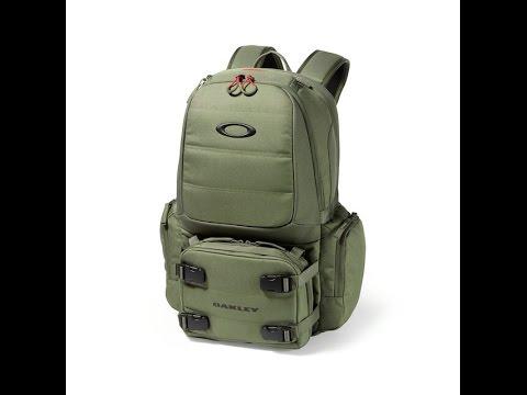 2a9bff39e9 Oakley Chamber Range Backpack - YouTube