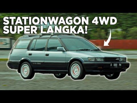 Toyota Sprinter Carib 4WD Motuba Yang Istimewa   ModifVLOG #65