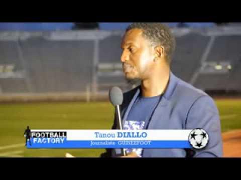 Football Factory spéciale Guinée vs Swaziland