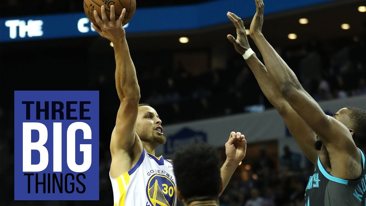 3 Big Things DeMarcus Cousins comes up big for Warriors in Charlotte