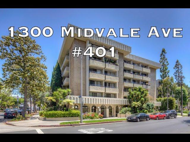 1300 Midvale #401, Los Angeles CA 90024