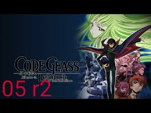 Code Geass Season 2  Episode 5 R2 Lelouch Of Rebelion English Sub