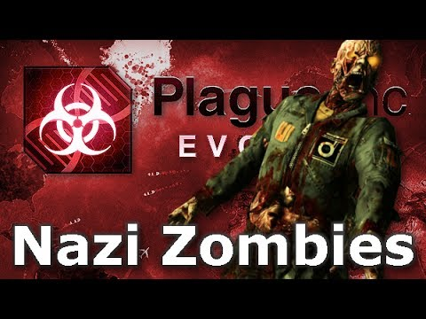 Plague Inc. Custom Scenarios - Nazi Zombies