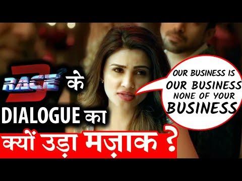 Why Daisy Shah's RACE 3 Dialogue Has Become Internet Sensation? thumbnail
