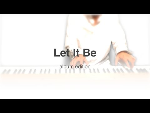 Let It Be (album edition) - The Beatles karaoke cover