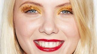 Glitter Makeup Thumbnail