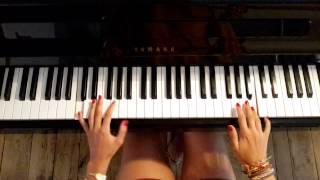 Comatose - Skillet ( piano)
