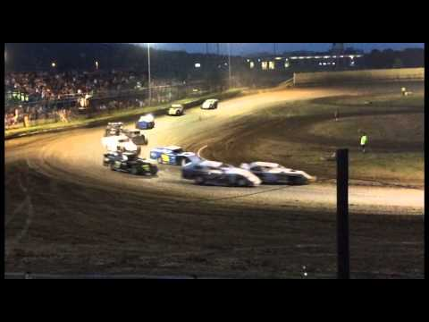 Creek County Speedway 6/6/15 Modified Qualifier