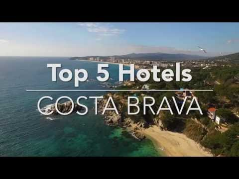 Top 5 Hotels - Costa Brava (Spain)