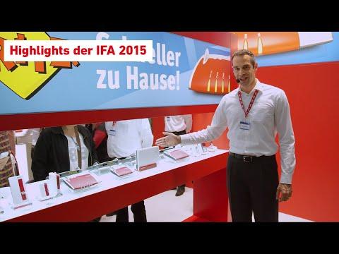 AVM auf der IFA 2015: die Highlights