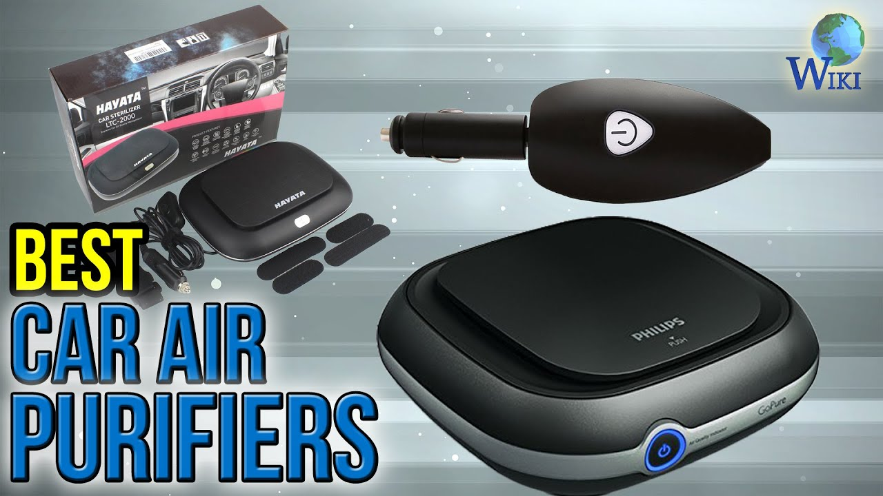 8 best car air purifiers 2017 youtube. Black Bedroom Furniture Sets. Home Design Ideas