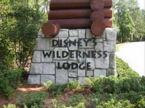 Disney's Wilderness Lodge- area music part 2