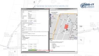 Schachtschein GDD IT Sachbearbeiter Infrastrukturbetreiber