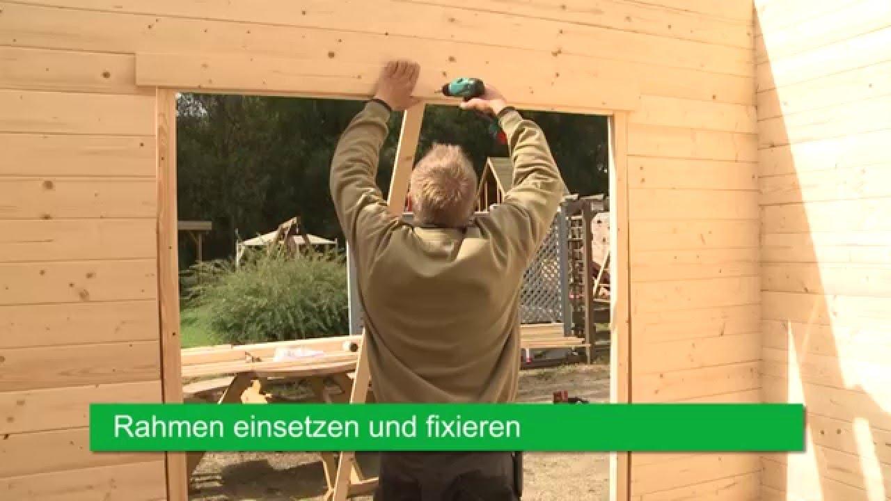 Gartenlaube t r gartenlaube selber bauen luxus sch n for Gartenhaus mit zwei raumen