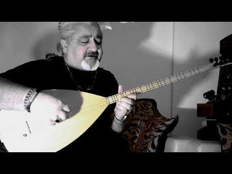 DELİ GÖNLÜM ABDAL GÖNLÜM...Muhlis Akarsu...Video Klip: Fikri Önay BULANIK