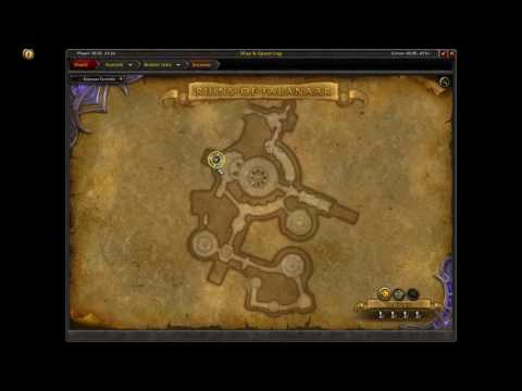 Legion: Withered Army Training Scenario Guide