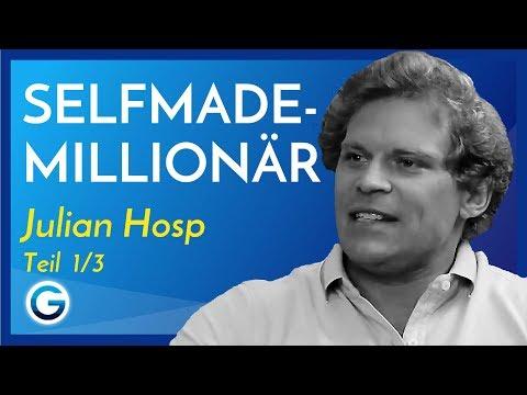 Mit Bitcoin und Co. reich werden // Dr. Julian Hosp im Interview Teil 1/ 3