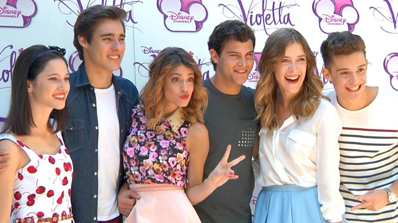 Collections of: New cast violetta 3❤     WHI   Get lost in what ...