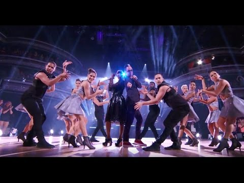 Fitz and the Tantrums  HandClap  on Dancing With The Stars