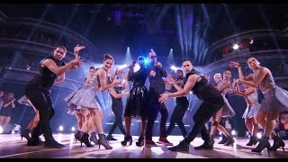 Fitz and the Tantrums - HandClap [Live on Dancing With The Stars]