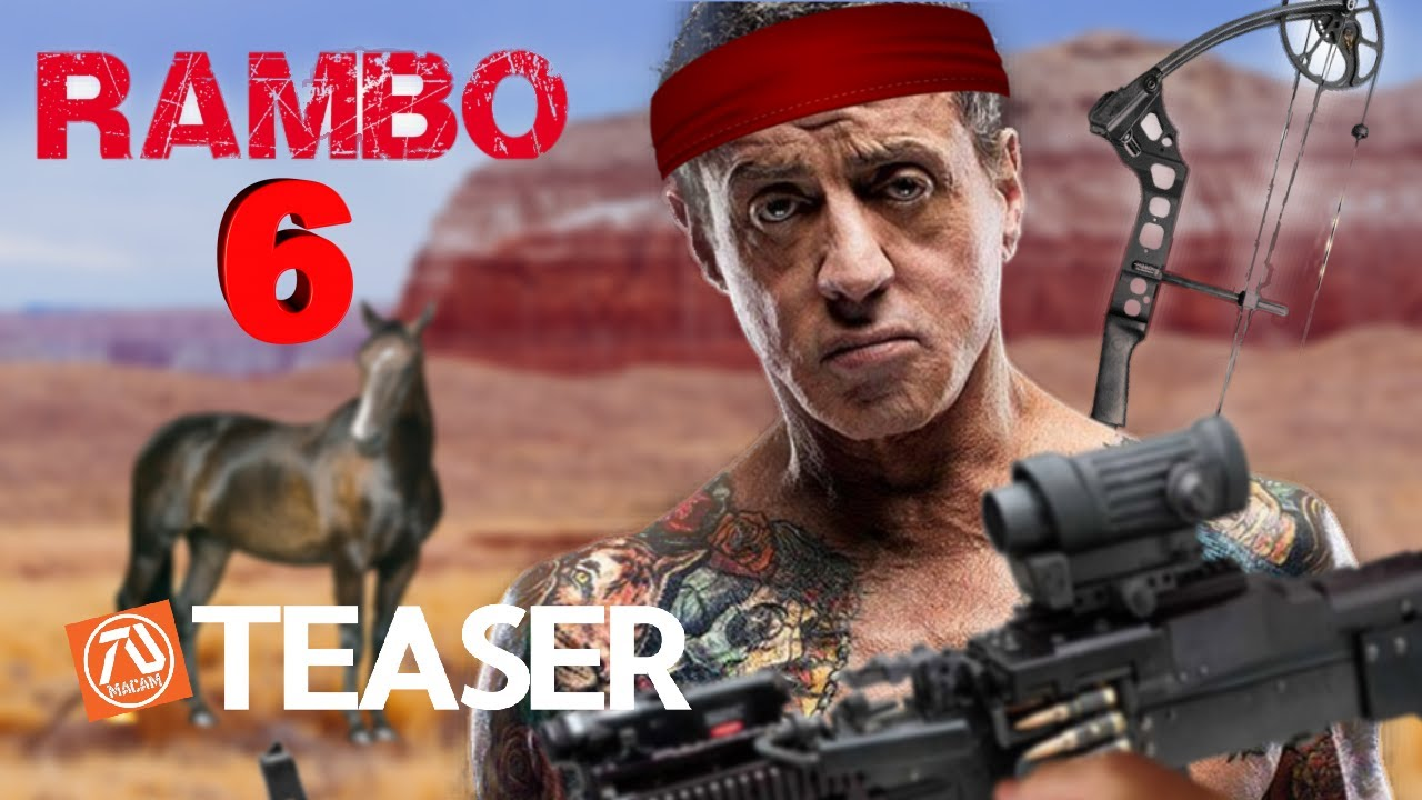Download RAMBO 6: FOREVER Teaser Trailer - Sylvester Stallone   The Franchise Finale (Fan Made)
