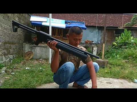 Pvc methanol gun. Tubes and barrel length