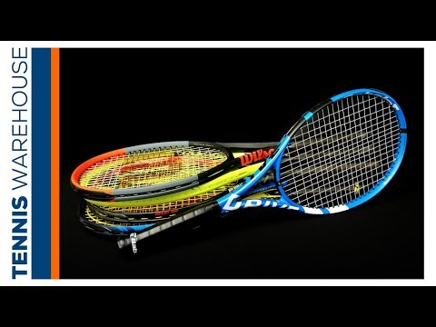 5 Tennis Racquets That Play Like The Babolat Pure Drive (see: Easy Power + Spin) 🤗