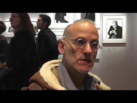 Robert Rubin speaks about La France d Avedon.