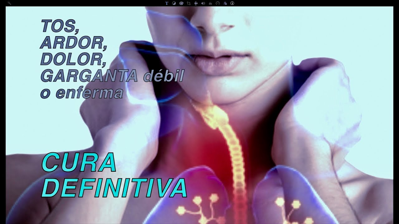 Como Curar La Afonia ✓ tos, afonía, dolor, infección o garganta débil o enferma