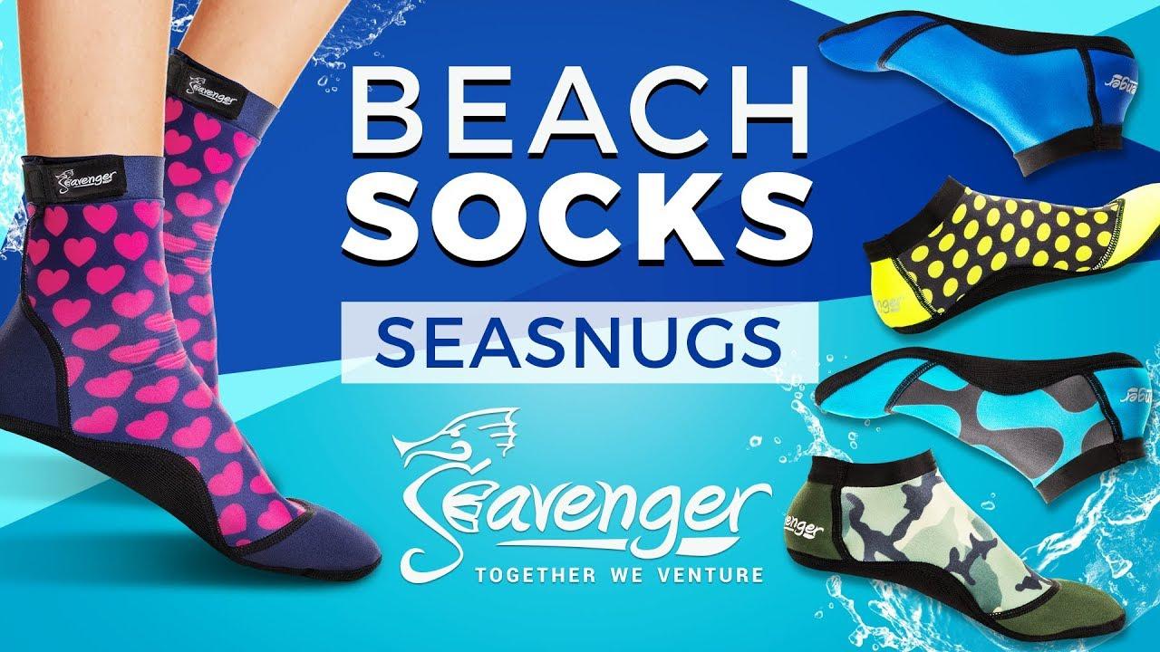 Seavenger SeaSnugs Low-Cut Beach Volleyball Socks