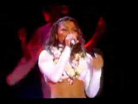 Janet Jackson Someone To Call My Lover live