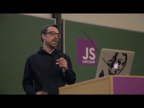 Christoph Reinartz: Project Ironman - JSUnconf 2016