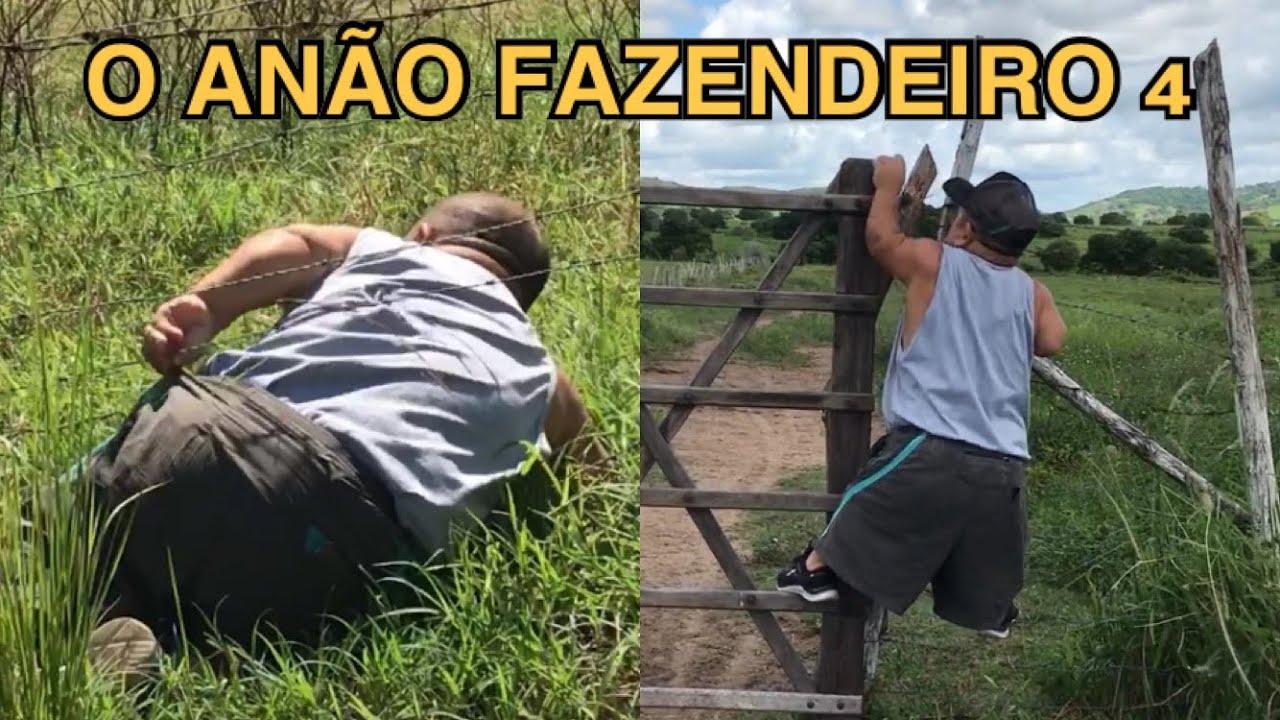 O ANÃO FAZENDEIRO 4 | RESENHA NA FAZENDA