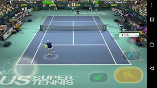 Virtua Tennis Challenge Android Gameplay