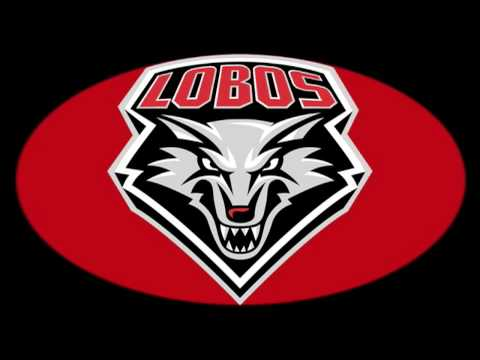 University of New Mexico Lobos Fight Song