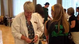 Record Turnout at Tufts Flu Shot Clinic